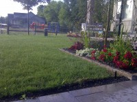 Front Yard Zone - Running Irrigation